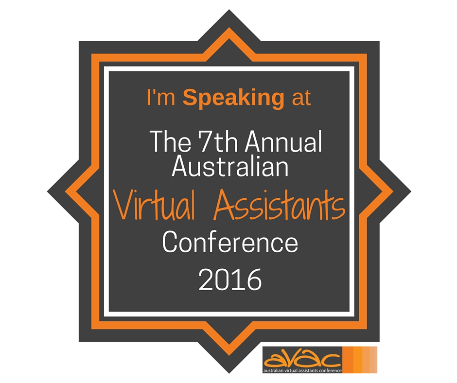 Virtual Assistants Conference 2016