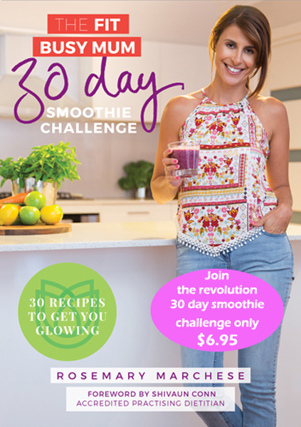 30 Day Smoothie Challenge